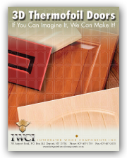 3D Thermofoil Doors & Draw Fronts