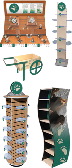 Integrated Wood Components